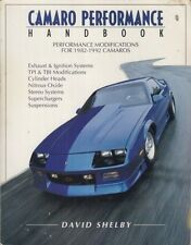CHEVROLET CAMARO 3RD GENERATION '82-92 TUNING & PERFORMANCE MODIFICATIONS MANUAL