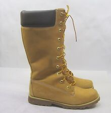 new Timberland Women  Size 9       Winter Wheat Leather Mid-Calf Boot