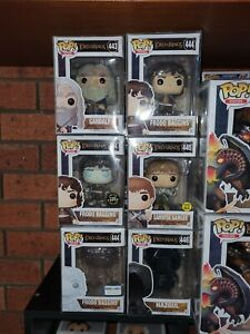 Funko Pop - Lord of the Rings Complete Set