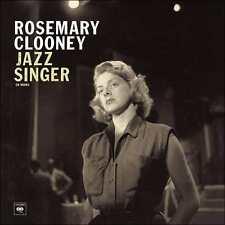 ROSEMARY CLOONEY : JAZZ SINGER (CD) sealed