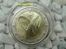 *** 2 EURO Gedenkmünze PORTUGAL 2009 II. Lusophonie-Spiele Lissabon Coin ***