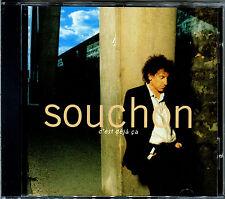 ALAIN SOUCHON - C'EST DEJA CA - CD ALBUM [2655]