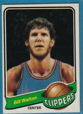 1979-80 BILL WALTON TOPPS #45 BASKETBALL CARD