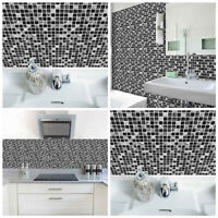 10X Waterproof MarbleTile Sticker Self Adhesive Tile Kitchen Wall Decor  20*20cm