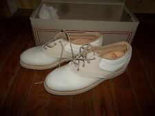 Vintage Bostonian Stress Relief Fine Golf Shoes # 35508 Shoe 7 USA