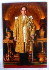 Bild picture König King Bhumibol Adulyadej RAMA IX Thailand 15x10 cm  (s31