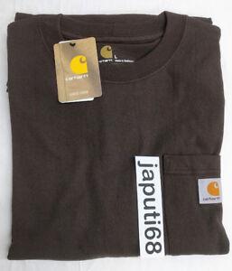 Carhartt K87 Workwear Pocket T-Shirt  [J1-87]  Free shipping in US
