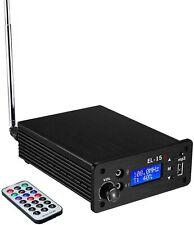 15W/7W FM Transmitter,Fm Transmitter for Church,Fm Broadcast Transmitter,... New