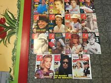 Lot 15 Royalty Magazine 80's 90's Fergie Grace William Queen Mum Anne Zara Plus