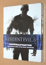 Resident evil 6 Steelbook ( G2  PS3 ) New & Sealed Playstation 3