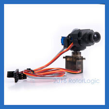 FatShark FSV1205 - 700TVL CMOS Camera on Pan/Tilt - Fat Shark FPV Camera - USA