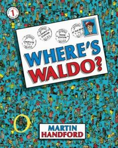 Where's Waldo? by Handford, Martin