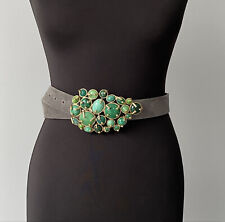 new Missoni belt, natural stones! size 90cm