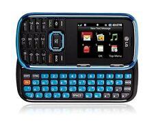 LG 265 Script RARE Vibrant Blue CDMA Phone