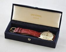 Universal Geneve Uni Compax Chronograph Kal. 285 Übergroß 37 mm Gold 18Kt 750