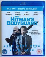 The Hitman's Bodyguard - Starring Ryan Reynolds  (Blu-ray + Digital Download)