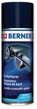 Cockpitspray Schutz Pflege Reinigung Kunststoffen Gummi Seiden Matt 400ml 21848
