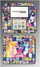 My Little Pony MLP Friendship is Magic Horse Video Game Skin Cover Nintendo 2DS