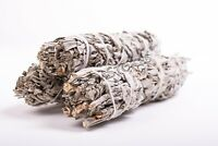 "California White Sage Smudge Incense 7"" Bundle (3 pcs) #JC-138"