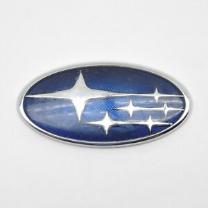 2013-2017 Subaru Brz Front Bumper Grille Emblem Logo Badge Factory Oem -030