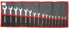 Facom Short Stubby Series 39 16pc Metric Combination Spanner wrench Spanners Set