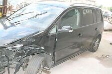 2009 VW TOURAN 1.9 TDI BLS, BLACK LC9X, GEARBOX KWD, WHEEL BOLTS, BREAKING