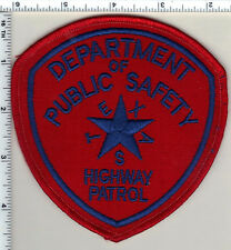 Highway Patrol (Texas) Shoulder Patch from the 1980's