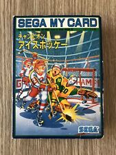 CHAMPION ICE HOCKEY MY CARD SEGA MARK III MASTER SYSTEM SC3000 SG1000 COMPLET