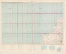 Russian Soviet Military Topographic Maps - IBARRA (Ecuador), ed. 1966