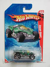 HOT WHEELS 2010 #03/04 SWAMP BUGGY RACE WORLD!!!