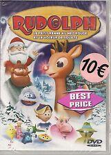 """DVD """"RUDOLPH, LE PETIT RENNE AU NEZ ROUGE, ET LE VOLEUR DE JOUETS"""""""