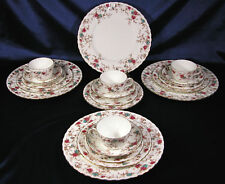 MINTON ANCESTRAL S376  20-PC DINNER SERVICE FOR 4  * *