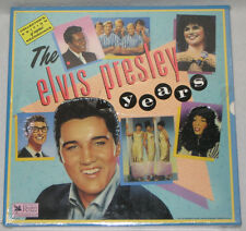 The Elvis Presley Years New Sealed 7 LP Box Set 1991 Reader's Digest RBA-236/A