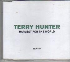 (CK834) Terry Hunter, Harvest For The World - 1997 CD