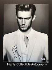 ALEX PETTYFER SIGNED 11X14 PHOTO AUTOGRAPH PSA COA MAGIC MIKE I AM NUMBER FOUR