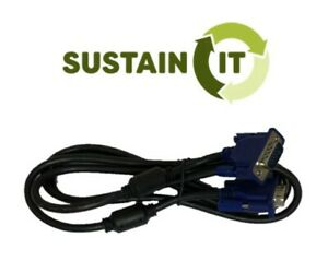 VGA Video Cable Male to Male -Sustain IT- Used Technology Tested and Guaranteed