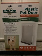 PetSafe Pet Door - Soft Tinted Flap for Medium 1-40 lb. Dogs & Cats, New-Sealed