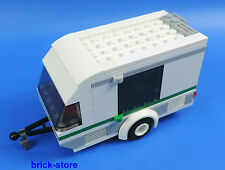LEGO® City  Auto / Car 60117 / Anhänger Wohnwagen, caravan,trailer,mobile home