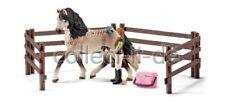 Schleich Pferdepflegeset, Andalusier 42270