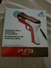 Sony PlayStation 3 4 PS3 PS4 Move Shooting Attachment Gun Controller CECH-ZGA1U