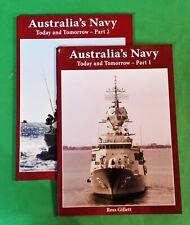 Ross Gillett - Australia's Navy - Today & Tomorrow - Parts 1 & 2 - pb