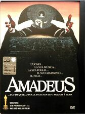 Dvd Amadeus - ed. Snapper di Milos Forman 1984 Usato