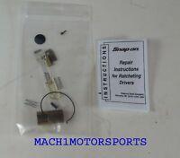SNAP ON Ratcheting Screwdriver REBUILD Repair Parts Kit Snap-On Tools SSDMR4B