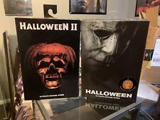 Neca Michael Myers Halloween II & Halloween 2018 Figures