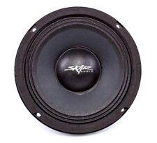 Skar Audio FSX65-4 300-Watt Single 6.5-Inch 4 Ohm Mid-Range Loudspeaker