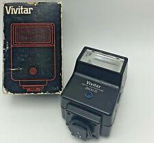 Vivitar 2600D Shoe Mount Flash Dedicated Electronic Flash C/N/R