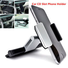 1pcs universel voiture cd slot pour téléphone mobile gps sat nav support holder mount cradle