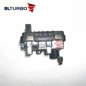 Turbo electronic actuator G77 6NW009550 for Citroen for Peugeot 2.2HDI 798128-6