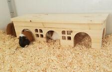 Meerschweinchenhaus Kleintierhaus Meerschweinchenhäuschen Meeri Nager 80072