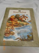 NEW Disney Winnie The Pooh Roo's Big Nature Day Kohl's Care HC w/ jacket book